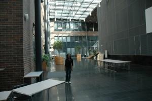 Đại diện Edulinks tại trường Đại học Phần Lan
