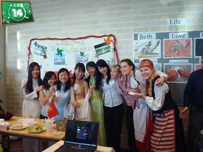 Sinh viên Việt Nam tại Phần Lan