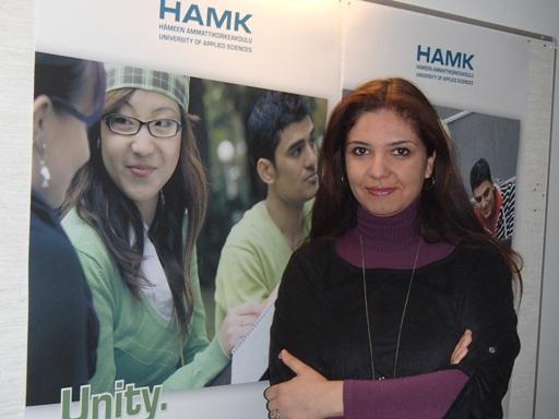 Trường HAMK đào tạo chương trình Cử nhân, Thạc sĩ, các chương trình kép liên kết với các trường đại học đối tác và các chương trình đào tạo giáo dục chuyên nghiệp. Các chuyên ngành trong hệ thống đều có khóa giảng dạy bằng tiếng Anh dành cho sinh viên quốc tế.