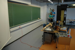 Edulinks thăm trường Đại học Kajaani