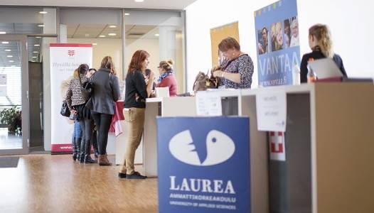 Trường Đại Học Khoa Học Ứng Dụng Laurea tọa lạc tại Uusimaa, Phần Lan. Được thành lập vào năm 1992 với tên gọi cũ là Trường Bách Khoa Espoo-Vantaa. Trường được đổi tên thành Laurea vào năm 2001