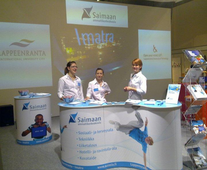 Saimaa đào tạo các chương trình Cử nhân và Thạc sĩ trên 5 lĩnh vực với hơn 20 chương trình giảng dạy. Các ngành Kỹ sư cơ khí, Công nghệ sản xuất, Khách sạn nhà hàng, Quản trị du lịch và Kinh doanh quốc tế được giảng dạy hoàn toàn bằng tiếng Anh.